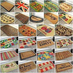 doormats collection