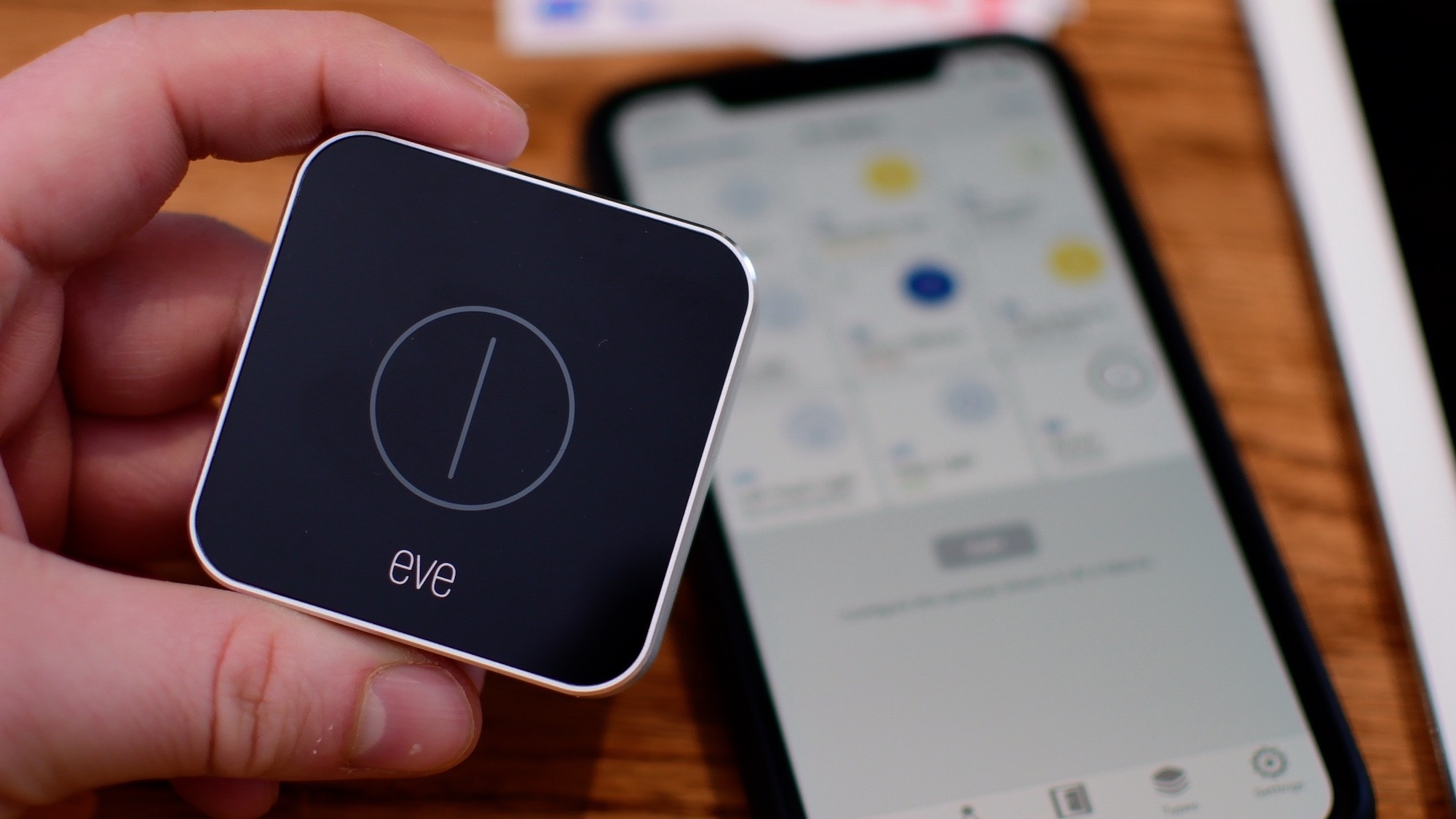 the best smart home gadgets Eve Button