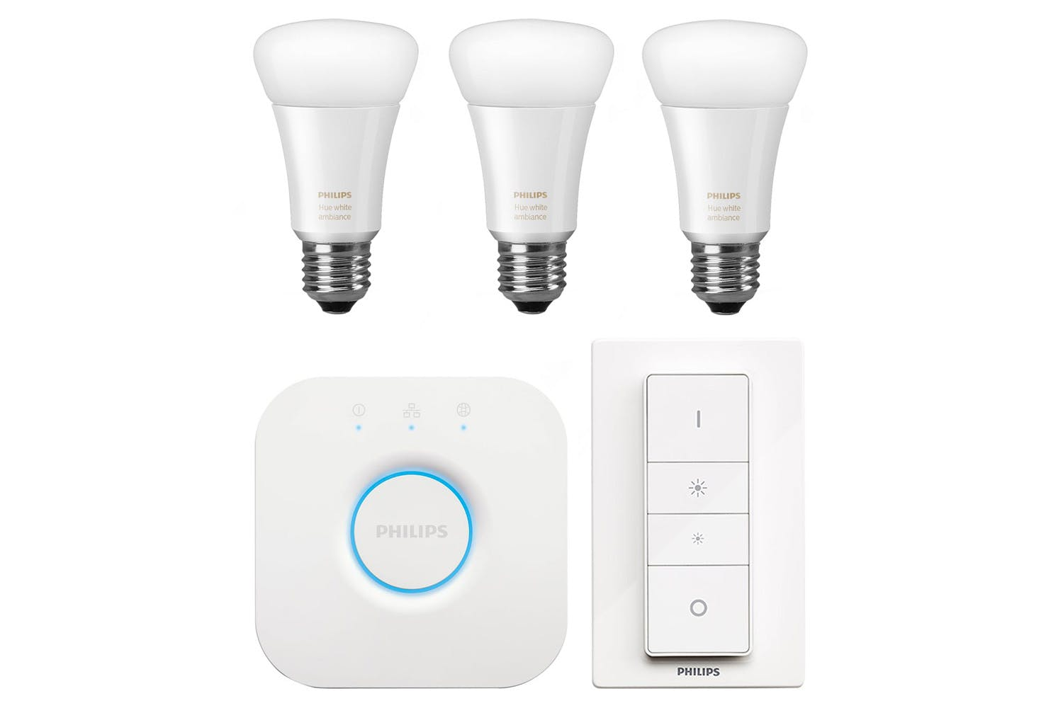 The best smart home gadgets Philips Hue Starter Kits
