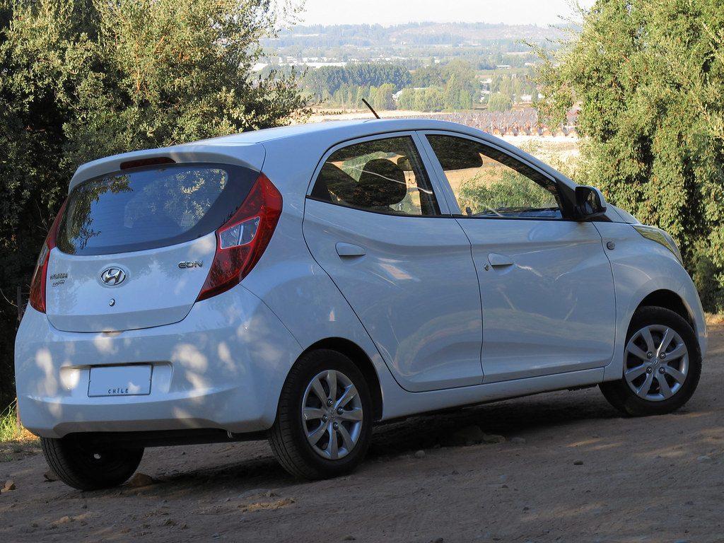 Hyundai Eon 0.8-litre