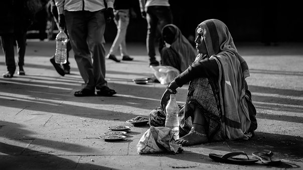 The best richest professional beggar in India