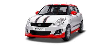 Suzuki Swift (LXI and XVI models)