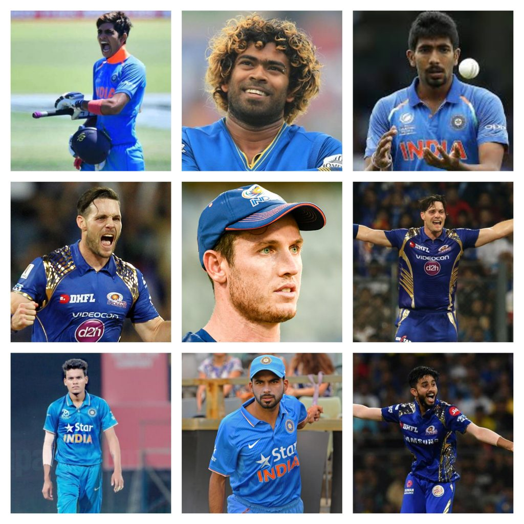 Bowlers of MI Team