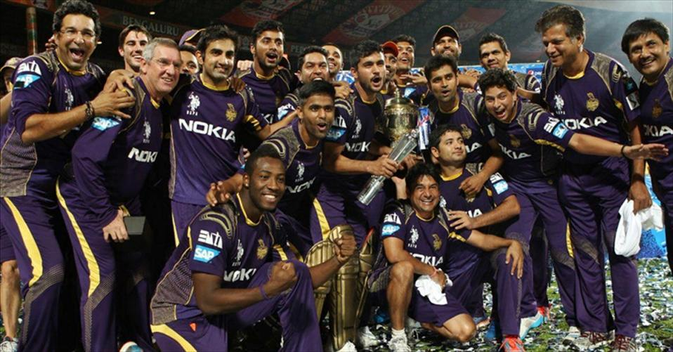 IPL cricket team Kolkata Knight Riders
