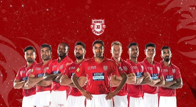 IPL 2019: king xi Punjab team