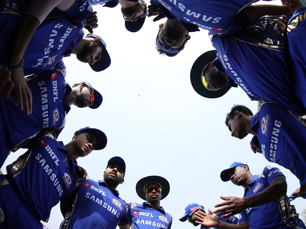 Mumbai Indians Team Players List IPL 2019