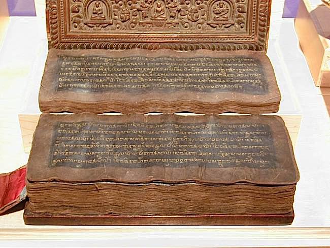 Buddhist language