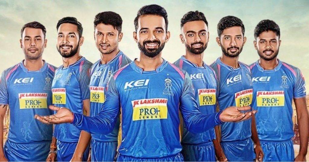 Ipl players list rajasthan royals team