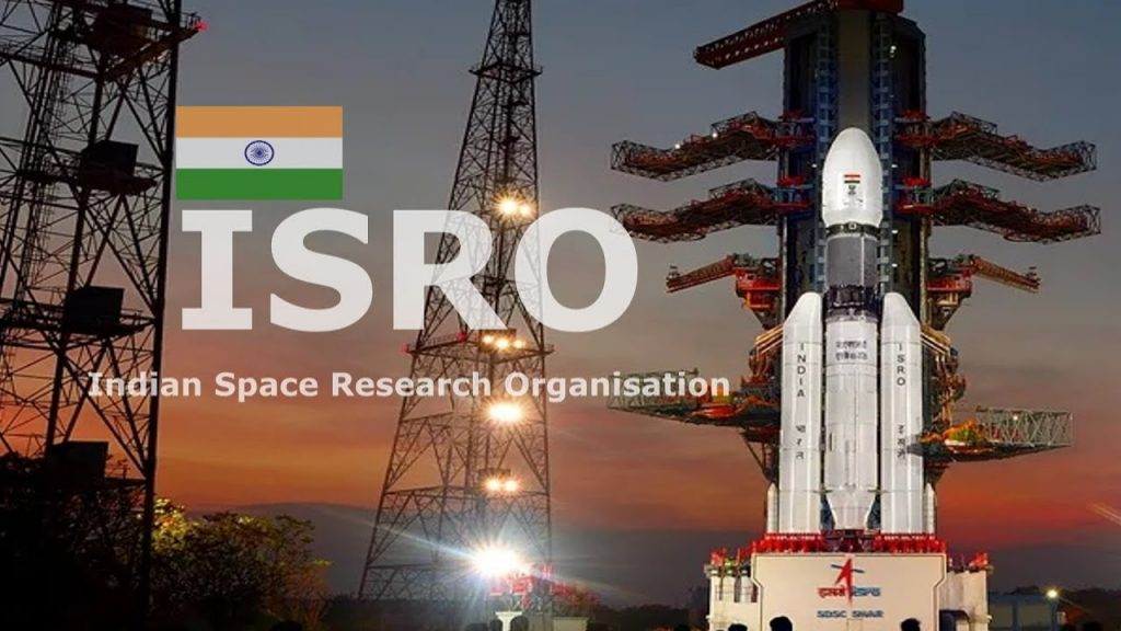 The Indian Space Research Organisation (ISRO)