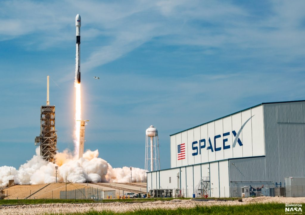 research organization: SpaceX