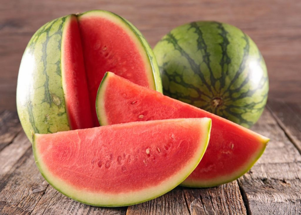 best summer fruits is watermelon