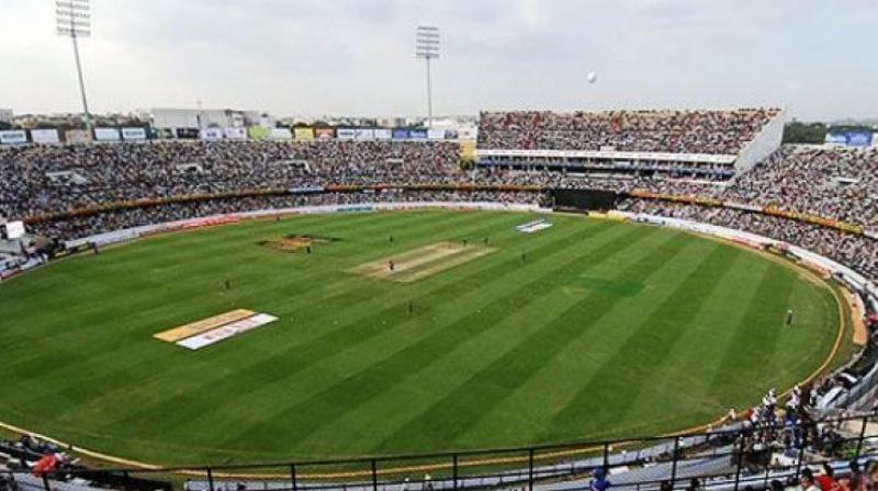 Rajiv Gandhi International Cricket
