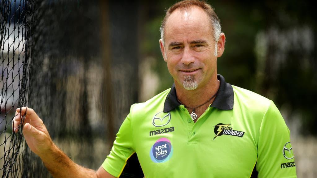head coach Paddy Upton