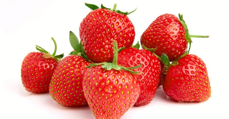 healthiest fruits Strawberries