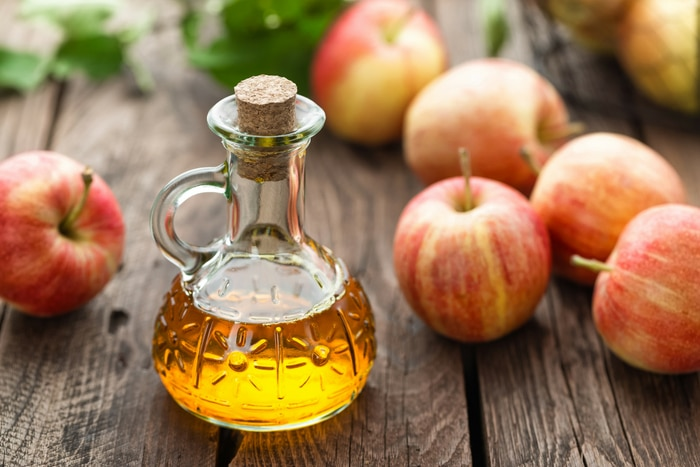 apple cinder vinegar