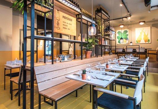 Open a breakfast restaurant