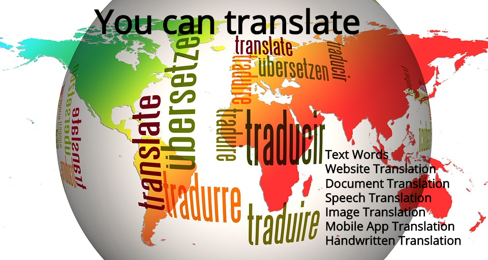 translate any language